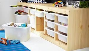 Meuble Rangement Jouet Ikea : rangement jouets enfant boite rangement enfant ikea ~ Preciouscoupons.com Idées de Décoration