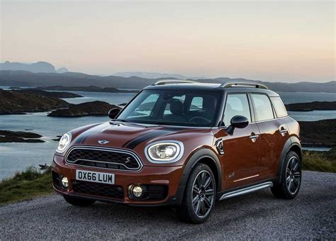 2019 Mini Countryman To Be Manufactured In India