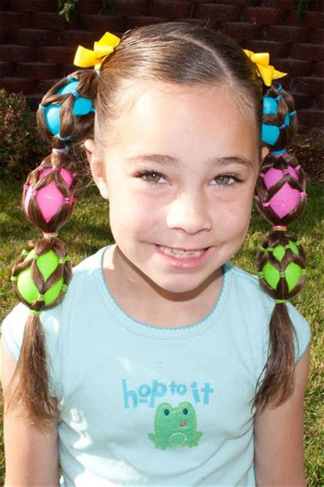 cute easter hairstyle  ideas  kids girls  modern fashion blog
