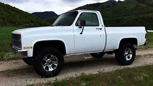 1983 Chevy K10 Shortbed