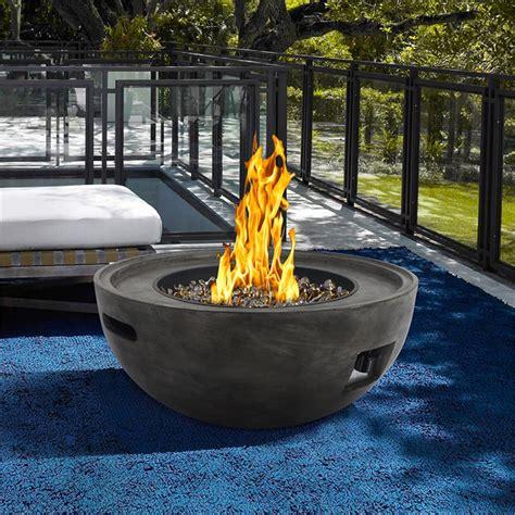 Check spelling or type a new query. Armen Living Castiac Concrete Patio Propane Fire Pit 643507354568 | eBay