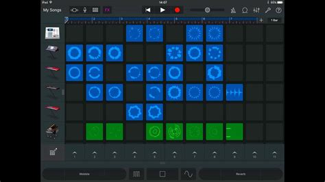 Garageband Not Working by Garageband For New Feature Live Loops