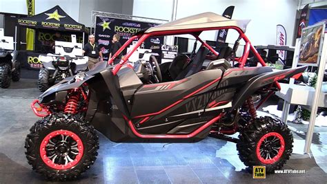 2017 Yamaha Yxz 1000r Ss Eps Special Edition Sport Side By