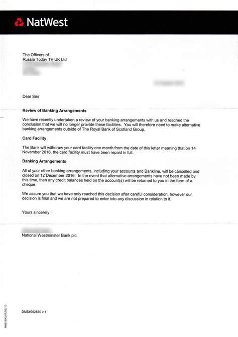 uk bank  close rt accounts long  freedom  speech