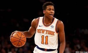 Frank Ntilikina Se Sent Toujours Dsir Aux New York Knicks