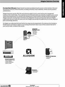 Schlage Key Switch 650 Wiring Diagram
