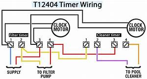 How To Wire Intermatic T12404r