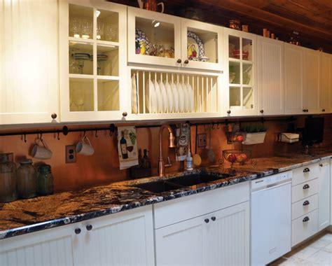 copper backsplash for kitchen copper backsplash sheet copper com