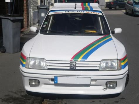 used peugeot cars for sale in france used peugeot 205 cars france