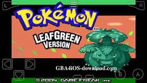 Pokemon Leafgreen Cheats U2019 Gameshark Cheat Codes Gba Gba4ios