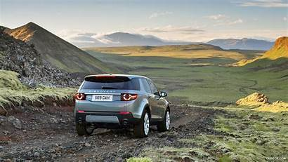 Discovery Rover Land Road Wallpapers