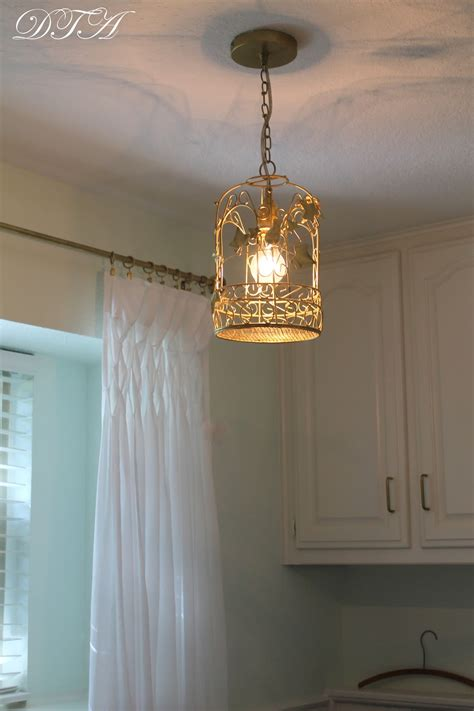 decor to adore a birdcage lantern light fixture for the