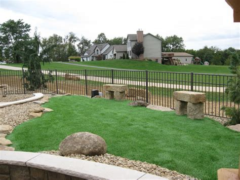 bt kleins landscaping synthetic turf landscape grass