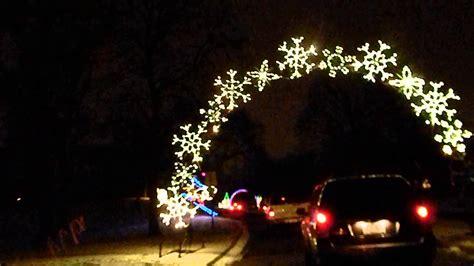 phalen light display phalen park lights 2014