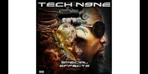Tech N9ne Announces Special Effects Album, Tour