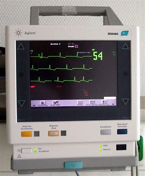 Monitor (Medizin) – Wikipedia