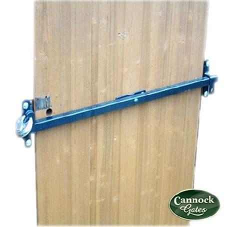 door bar lock shedbar shed door security lock bar 900mm door