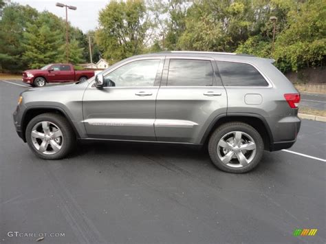 jeep grand cherokee gray mineral gray metallic 2012 jeep grand cherokee overland