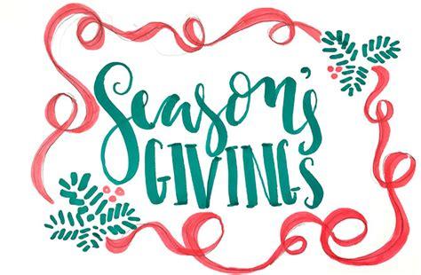 charitable donations as christmas gifts 1040 com blog
