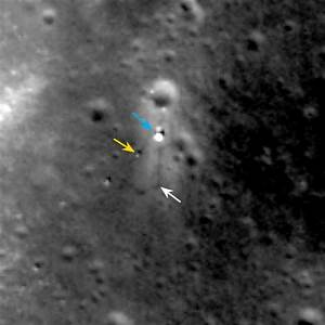 NASA Lunar Orbiter snaps Spectacular Images of Yutu Moon ...
