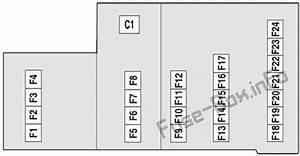Fuse Box Diagram  U0026gt  Mercury Montego  2005