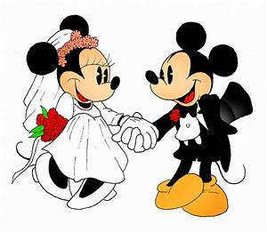 Mickey Und Minnie Mouse : mickey minnie mouse mickey and minnie mouse holding hands at their wedding cartoon mickey ~ Eleganceandgraceweddings.com Haus und Dekorationen