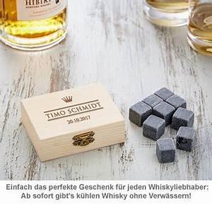 Holzkiste Mit Namen : whisky steine k hlsteine in holzkiste mit gravur royal ~ Bigdaddyawards.com Haus und Dekorationen