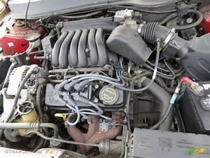 2001 Ford Taurus Se Wagon Engine Photos