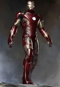 Unseen Concept Art from Iron Man, Captain America ...