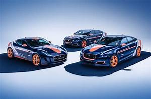 Jaguar Converts Two Xjrs Into Rapid Response Vehicles For