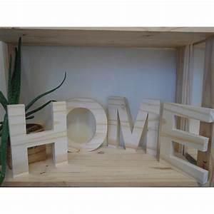 Lettre Decorative A Poser : lettre d co poser ~ Dailycaller-alerts.com Idées de Décoration