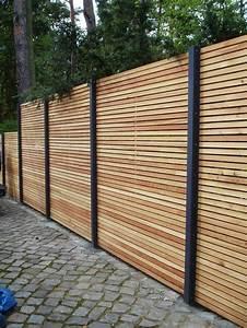 Garten Sichtschutz Holz : die besten 25 sichtschutzzaun holz ideen auf pinterest sichtschutzzaun gartensichtschutz ~ Whattoseeinmadrid.com Haus und Dekorationen