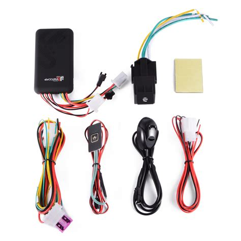 Vehicle Motorcycle Car Gps/gsm/gprs Real-time Tracker