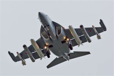 Russia's Lethal Yak-130 Fighter