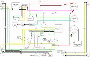Jeep Cj2a Wiring Diagram