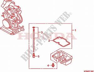 Diagram Of Honda Motorcycle Parts 2006 Crf250r A