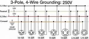 Nema 14 50r Wiring Diagram