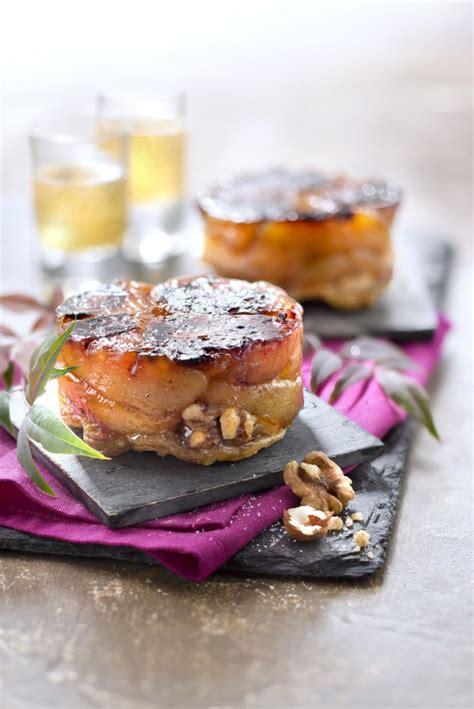 huile macadamia cuisine tartelettes tatin aux pommes reinettes du vigan et huile vierge de macadamia fruits secs