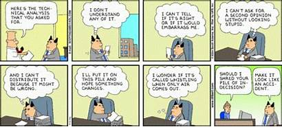 Indecision Dilbert Decision Making Indecisiveness Dealing Local