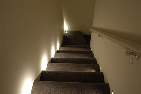 port led wall floor recessed by edge lighting
