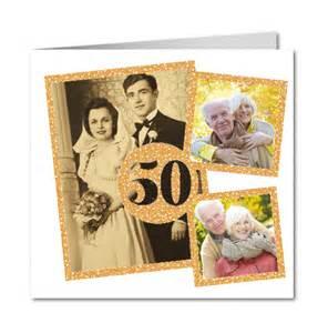 carte anniversaire 50 ans de mariage carte d 39 invitation mariage 50 ans noces d 39 or planet cards