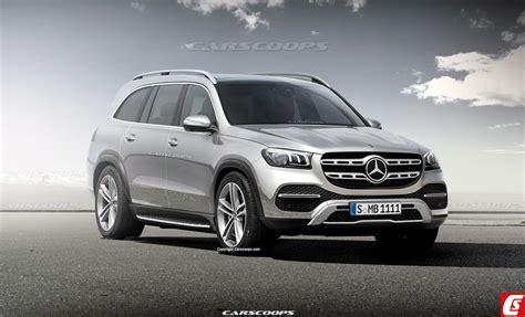 New Mercedes Gls by 2020 Mercedes Gls Engines Design Everything Else