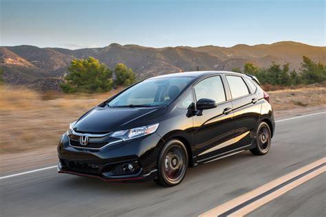 2018 Honda Fit Review Price Colors Sport Specs Mpg