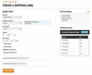 05 how do i create a single shipping label ordoro support With create shipping label