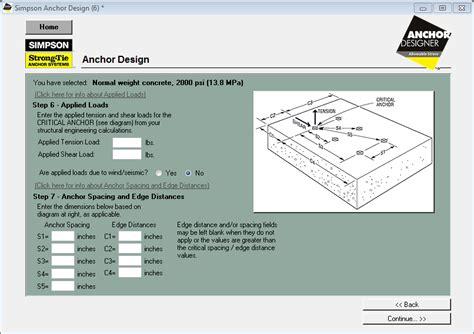 anchor designer software  asd