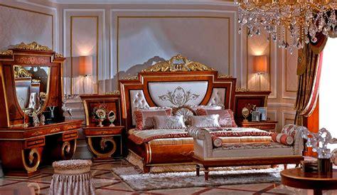 5 european luxury bedroom set