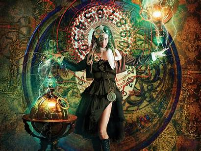 Witches Magic Wallpapers Cyberpunk Cyberspace Seekers Guides