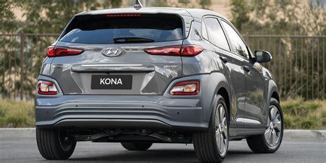 hyundai kona electric car supply running   europe