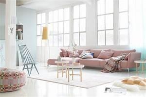 Rose Gold Wandfarbe : mit farben wohnen sch ner wohnen ~ Frokenaadalensverden.com Haus und Dekorationen