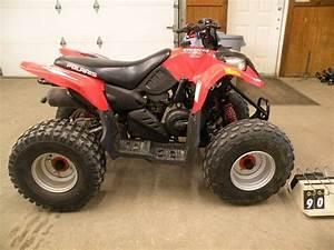 2006 Polaris Predator 90 Rf3ka09c96t039615